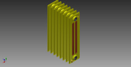 HEAT EXCHANGER / RADIATOR