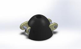 Hyper spinner POWER 32mm