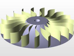 Impeller Of Centrifugal Pump