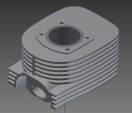 Cylinder MZ ES 250/1
