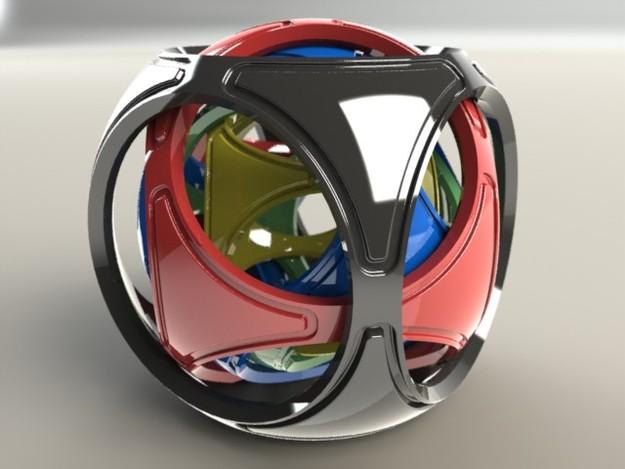 Nested Spheres