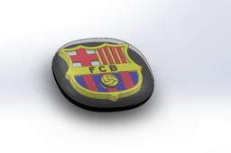 Barcelona Pebble