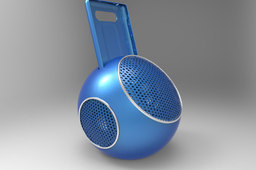 Nokia Lumia Wireless Speaker & Charger