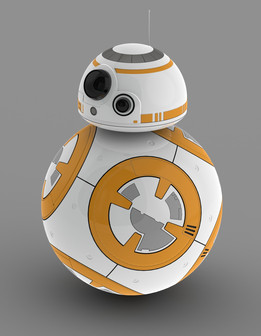 Star Wars BB8 Ball Droid