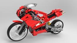 LEGO 8420 - Street Bike