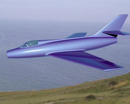 X-7 Dassault Mystere