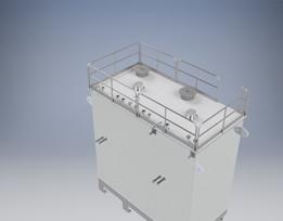 TYPE-2 Chemical storage tank