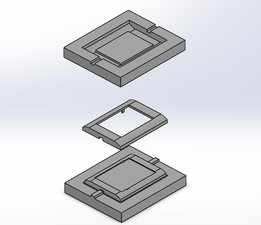 Mold for Electric Board Cover