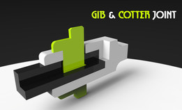 GIB COTTER JOINT