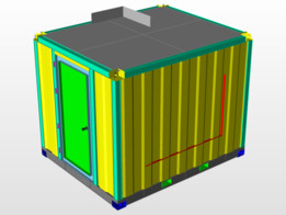 FABRICATE CONTAINER