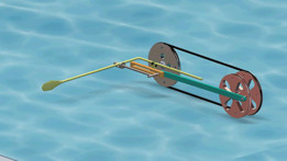 Rowing automatic