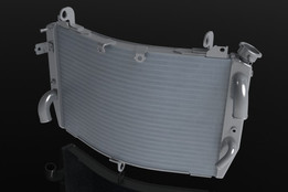 Radiator for Suzuki GSXR 1000