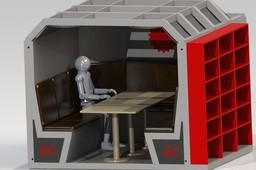 GC Office Pod