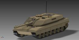 A2 MBT (fictional)
