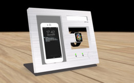 Carus Charging Dock