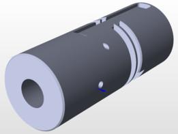PDI airsoft VSR-10 hopup chamber