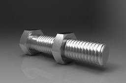 Nut and Bolt Assembly