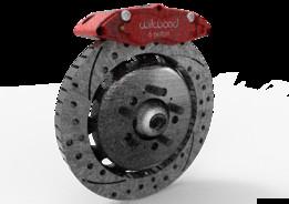 Wilwood Brake Kit – 140-15305-DR
