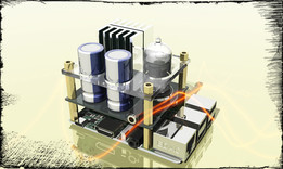 Hybrid Tube Amp for the Raspberry Pi