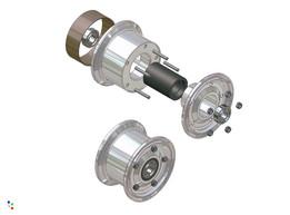 ASW-15 Wheel Hub