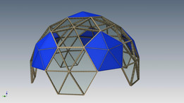 Geodesic Dome v3