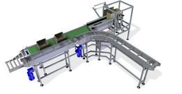 conveyor belt bliss former