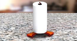 Paper Towel Holder (challenge)