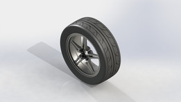 Whole wheel