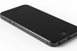 iphone 5 precise & detailed model for case designers