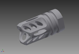 Stubby Flash Hider