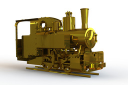 Decauville Locomotive