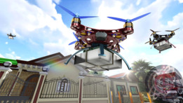 Quadcopter LGIDesign02