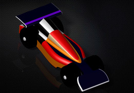 Formula One CO2 Car