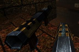 Grenade launcher Quake 1