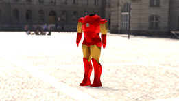 Iron Man Armour (Incomplete)
