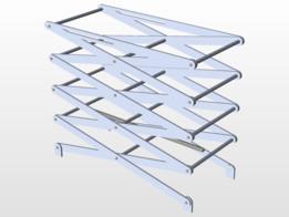 scissor-lift - Recent models   3D CAD Model Collection   GrabCAD