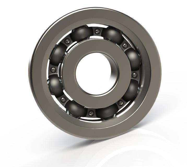 Ball bearing SKF 625 | 3D CAD Model Library | GrabCAD