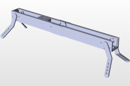 Modular Camera QuadPod Slider