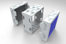 CubeSat Hexagen