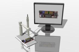 USB Digital Microscope - endoscope