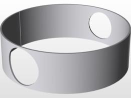 Rolled Sheet-metal Ring