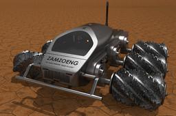 RC-GoPro Sand Speeder