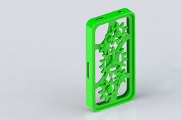 3D printshow 2013 entry - iPhone Case