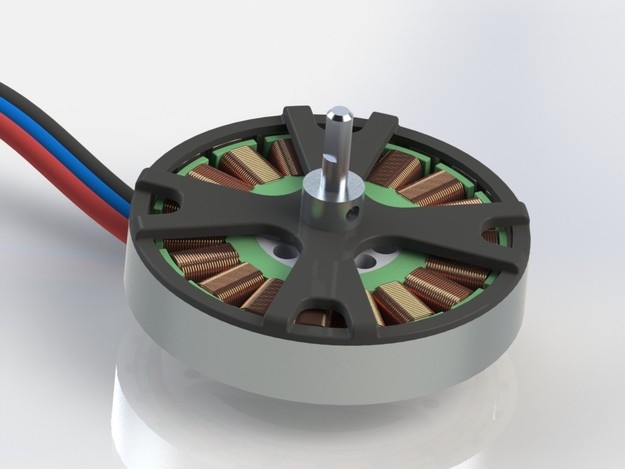 Brushless Motor NX4008