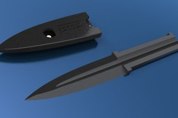 HMT_Tactical Knife CF