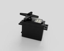 35mm 25T Servohorn Servoarm 25 Zähnen CNC für RC Futuba Towerpro Servo