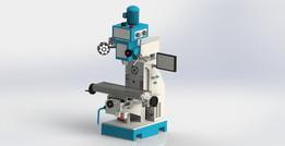 Milling machine-fresadora