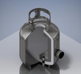 Propane Tank Foundry