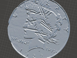 Tdk Two Face Coin