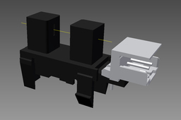 Omron EE-SX3239-P2 Photomicrosensor